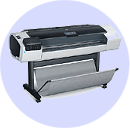 HP DesignJet Plotter-Wartung